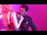 'Knock on Wood' Joss Stone &amp Ty Taylor(Vintage Trouble) Best Buy Theater New York, 16th October 2012