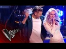 Charlie Drew vs Dannii Barnes 'Can't Stop The Feeling ' The Battles The Voice UK 2017