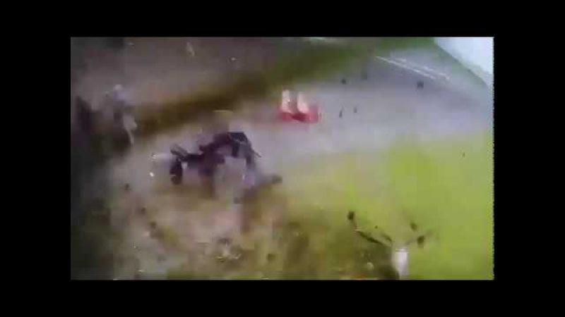 Смертельное столкновение на скорости 220 км/ч на трассе Тюмень-Курган
