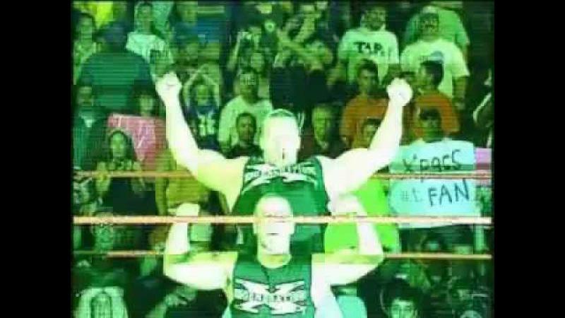 WWE - DX Titantron - ORIGINAL