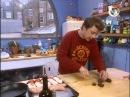 Жить вкусно с Джейми Оливером 24 серия/Коктель Кровавя Мэри,йогурт с сухофркукта...