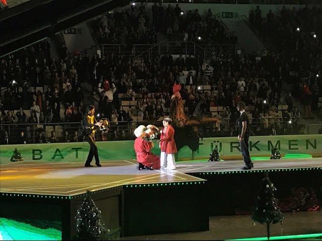 Mustafa Sandal - Türkmenistan'da | 2016