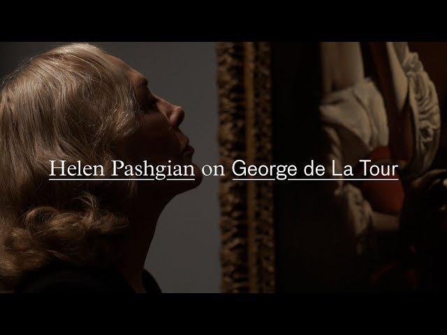 Helen Pashgian on Georges de La Tour Artists on Art