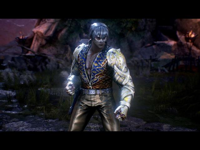 Tekken 7 Jin Kazama Аркада Игра на Ранг Часть 1