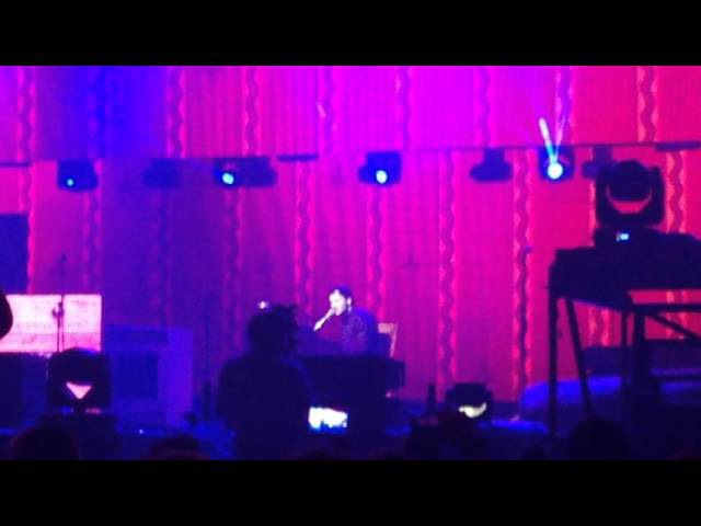 Макс Корж - За тобой Мотылёк Неважно (Piano Version) @ Stadium Live