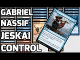 Channel Nassif - Modern Jeskai Control with Opt (Deck Tech & Matches)