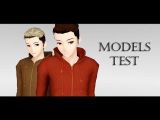 [MMD X YOUTUBE] Perfect Strangers (Models test) [60 FPS]