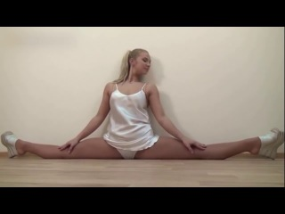 [Flexible Crazy] Baby Russian Super Flexible Contortionist
