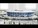 Как сейчас выглядит стадион Нижний Новгород к чм 2018. Stadium in Nizhny Novgorod world Cup 2018