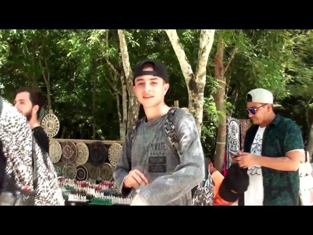 SHORT VIDEO IN CHICHEN ITZA | BUZZ ( Dirty Vision ) | ELECTRO DANCE |
