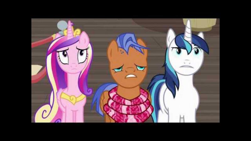 Сезон 7 Серия 3 Шквал эмоций - мой маленький пони