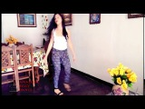 Once In A Life Time Latina Beauty Dancing At Home Edited Shorter Version For YouTube