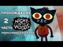 Починка ноутбука (Night In The Woods) 2 Часть
