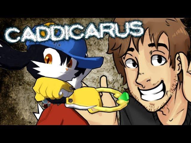 Klonoa: I Can't Pronounce This Game - Caddicarus
