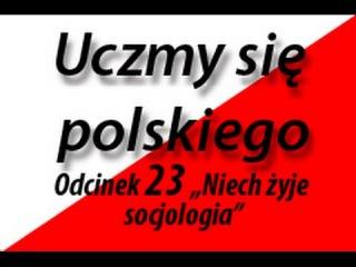 Uczmy się polskiego (Let's Learn Polish) Od №23