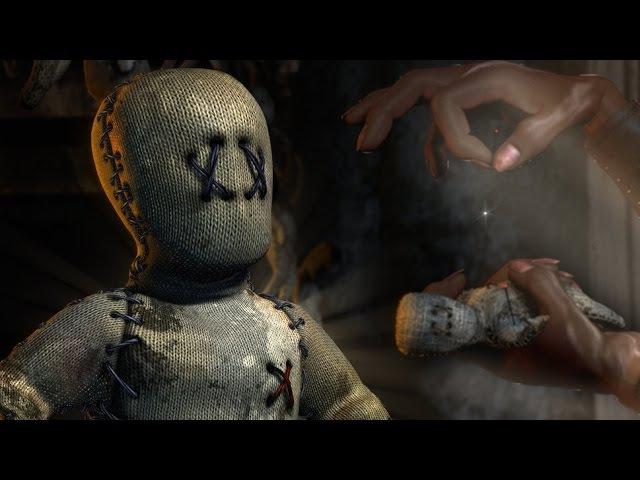 Магия Вуду. Что скрывают куклы убийцы.