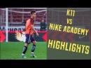 K11 VS Nike Academy LUKA Highlights