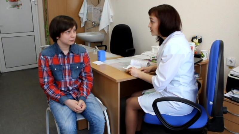 6 кадров из жизни детской поликлиники