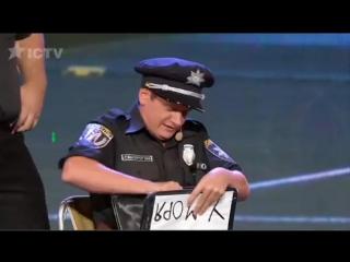 Еврей и грузин колоритная полиция Одессы — Дизель Шоу
