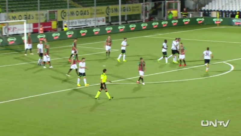 ONTV- Highlights CESENA-TERNANA Tim Cup 13.08.2016 raport 1080p