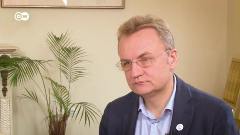 Мэр Львова: Путин – образец для многих лидеров – DW Новости (19.09.2017)
