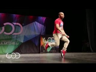 FikShun  FRONTROW  World of Dance Las Vegas 2014 #WODVEGAS
