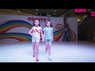 Уникальный fashion показ весенне-летних коллекций от KiDS CLUB SPB