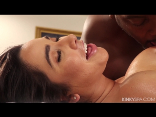 Karlee Grey [KinkySpa.com] Gets Her Cervix Massaged (31.03.17 ) [2017 г., Hardcore, Hairy, IR, Big Tits, 1080p]