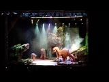 Затерянный Мир. Настоящие Динозавры - они существуют.