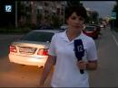 Съемочная группа 12 канала отправились на поиски преступников