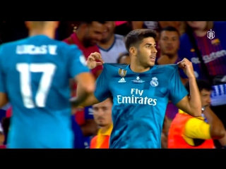 Real Madrid TOP 5 Goals August 2017