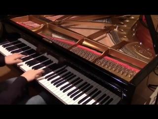 Токийский Гуль на Фортепиано