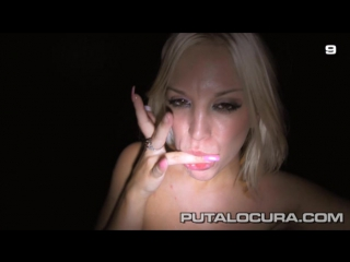Blondie Fesser - PutaLocura - Latina, Blowjob, Bukkake, Facial
