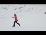 Как правильно носить лыжи