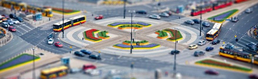 Правила проезда круговых перекрестков признали законными