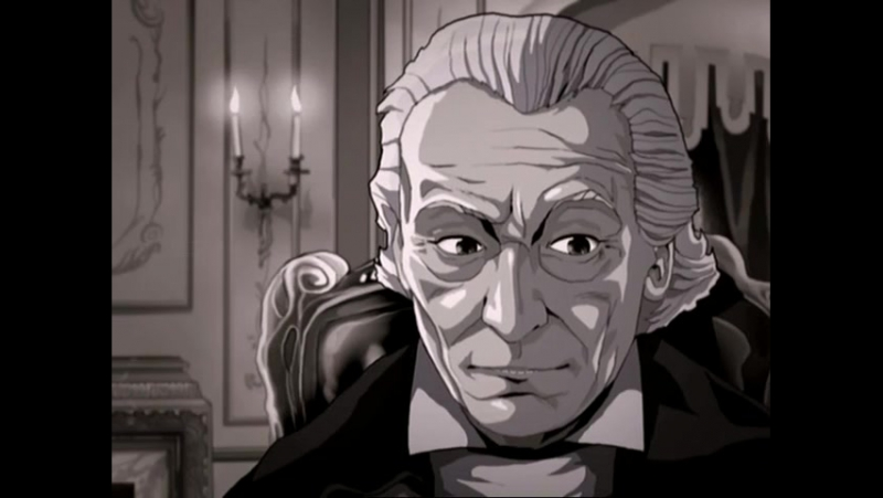 DWC 1x08/4 (The Reign of Terror - The Tyrant of France) [Animation] (DVO: BaibaKo)