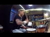 Noize MC feat. Atlantida Project Гвозди (Kozodaev Recording drums)