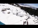 GoPro- Marshall Millers Gigantic Jackson Hole Ski BASE Jump