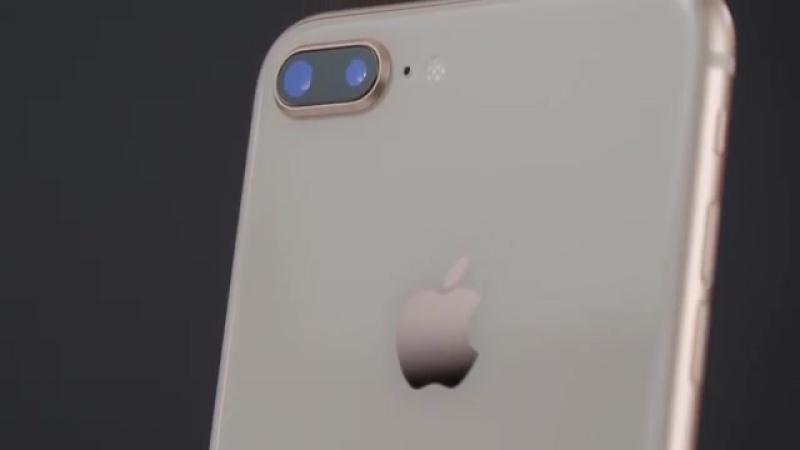 Распаковка iPhone 8 Plus - развод на деньги!