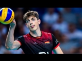 TOP 10 Best Actions Young Star Germany Volleyball Tobias Krick - European Championships 2017