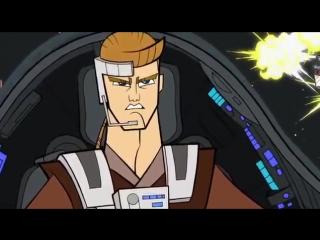 Звездные войны Войны Клонов - 2003 Clone Wars - Часть первая. 1⁄2