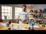 Lego Boost. Демонстрация от дизайнера.
