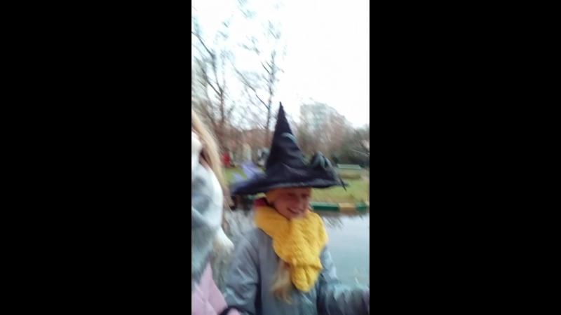 моя ведьма маленькая