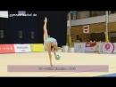 Полина Хонина мяч многоборье Этап Гран при 2017 Брно