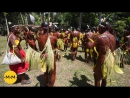 Папуа-Новая Гвинея, экспедиция Маклая. Синг Синг
