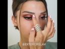 Классный макияж для осенней вечеринки