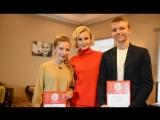 Победители «Поколения М» на мастер-класе Полины Гагариной