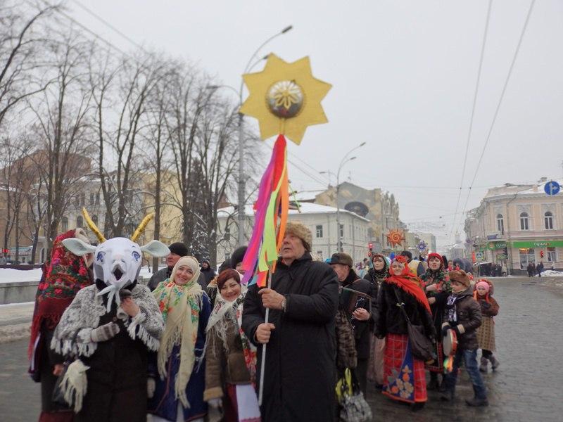 Харьков превратился в огромный вертеп (ФОТО, ВИДЕО)