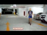 Скакалка для бойца, 12 базовых упражнений, тренировка кардио дома