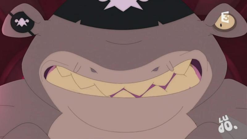 DOFUS: Сокровища Керуба. Эпизод 7 - Акула по имени Баши, (субтитры).